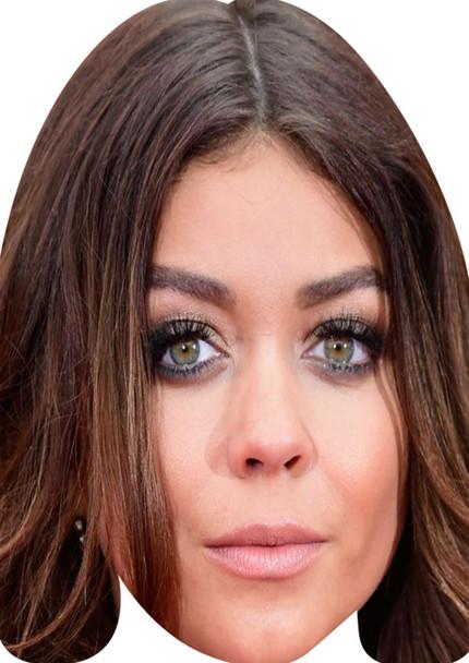 Sarah Hyland MH (2) 2017 Celebrity Face Mask