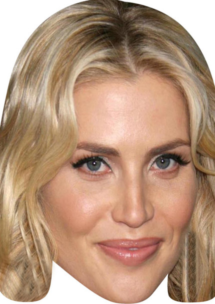 Willa Ford MH 2017 Celebrity Face Mask