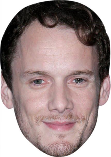 Yelchin MH 2017 Celebrity Face Mask