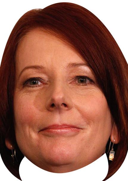 Julia Gillard New 2017 Face Mask