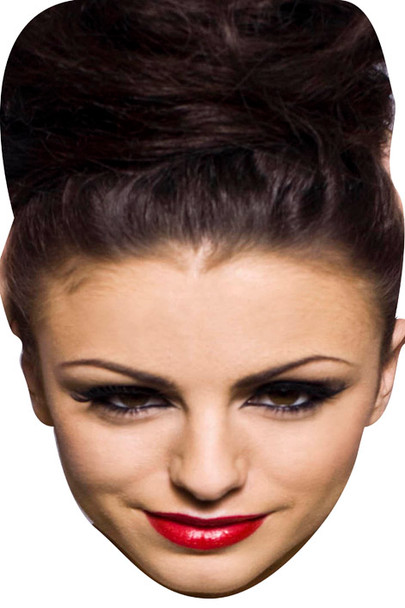 Cher Lloyd Music Celebrity Face Mask