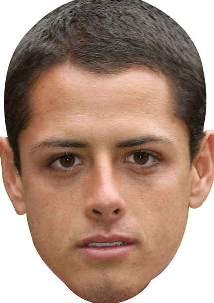 Hernandez Chicarito Sports Celebrity Face Mask