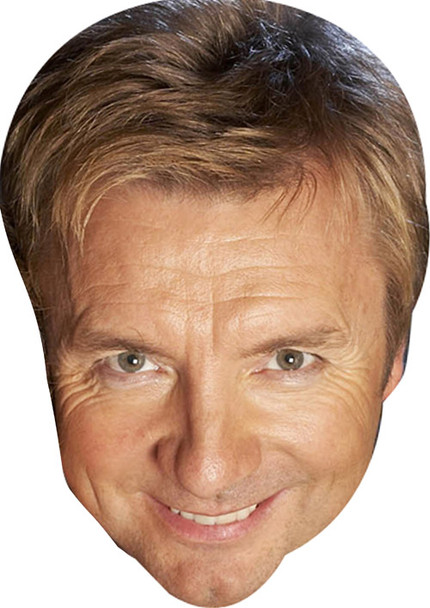 Torvill And Deane 2017 Sports Celebrity Face Mask