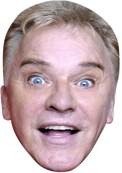 Freddie Starr 2017 Tv Celebrity Face Mask