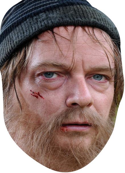 Ian Beale Tramp Tv Celebrity Face Mask