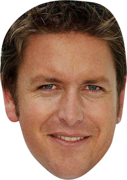 James Martin MH 2017 Tv Celebrity Face Mask