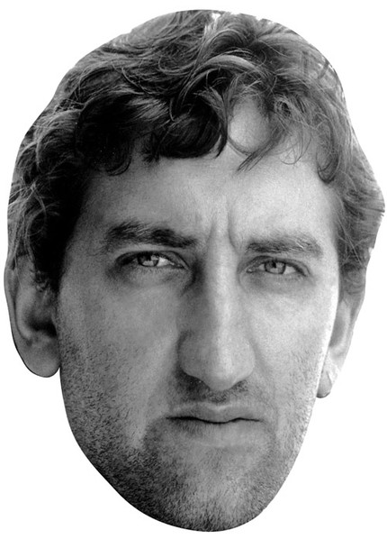 Jimmy Nail Bw Tv Celebrity Face Mask
