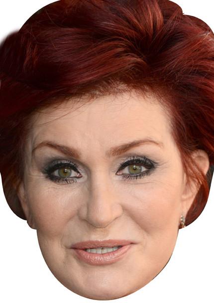Sharon Osborne Amazon 2017 Tv Celebrity Face Mask