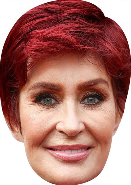 Sharon Osbourne MH 2017 Tv Celebrity Face Mask