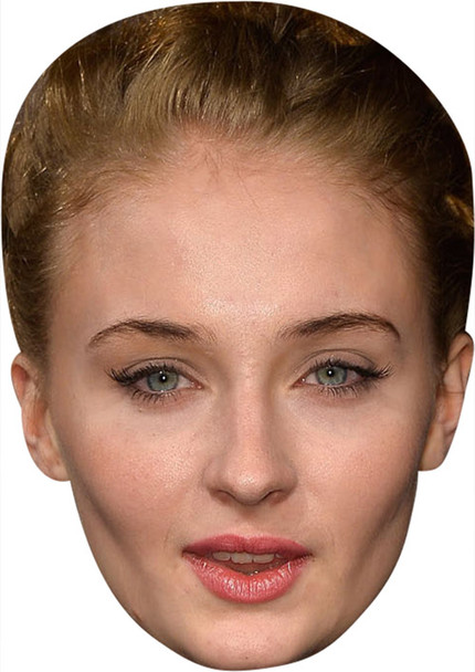 Sophie Turner MH 2017 Tv Celebrity Face Mask