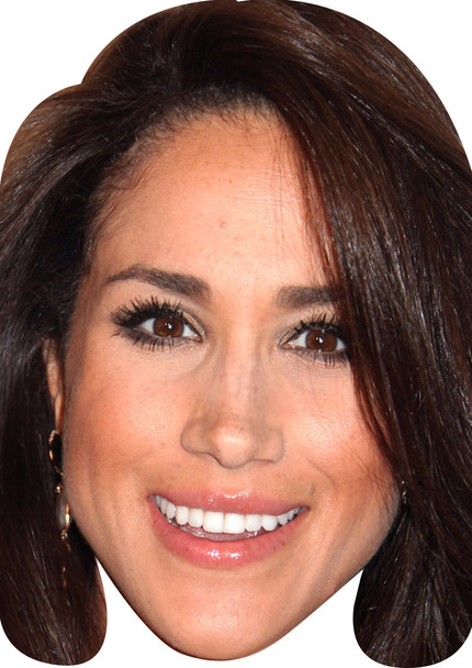 Meghan Markle Royal Celebrity Face Mask