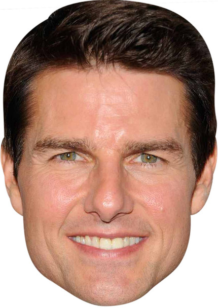 Tom Cruise 2017 Celebrity Party Face Mask