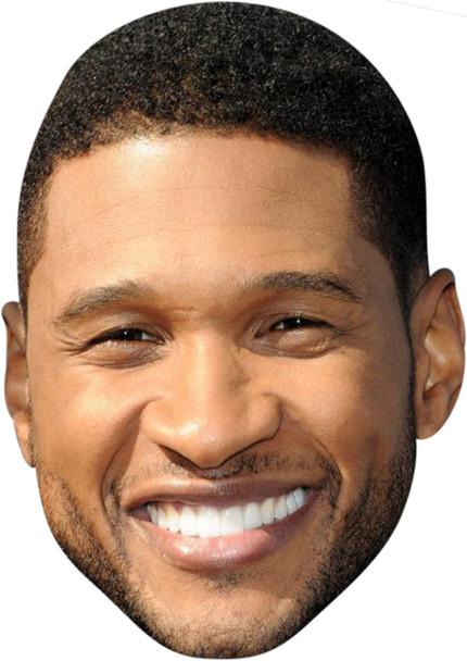 Usher Celebrity Party Face Mask