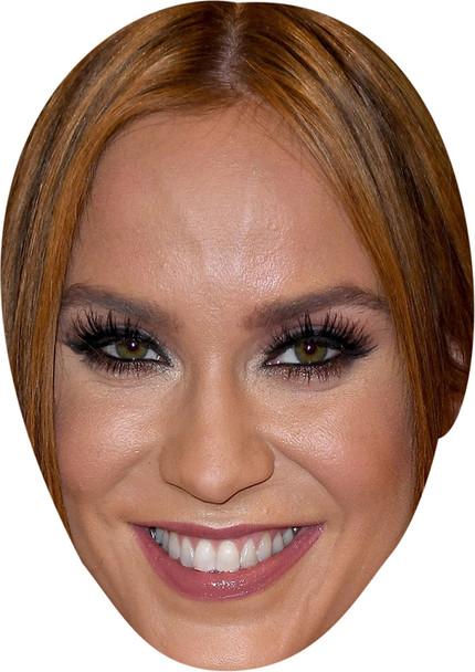 Vicky Pattison Celebrity Party Face Mask