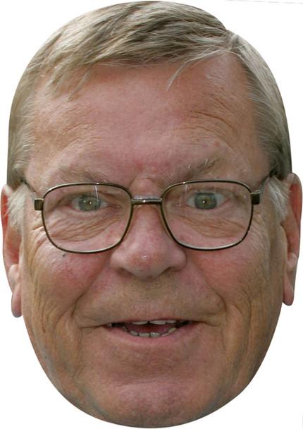 Warren Clarke Celebrity Party Face Mask