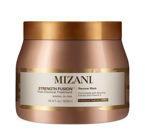 Mizani Strength Fusion Treatment Recover Mask 500ml