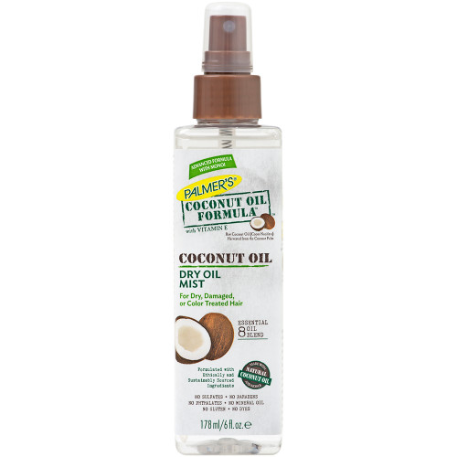 Palmer's Coconut Formula Weightless Shine Dry Oil Mist 178ml