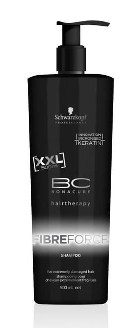 Schwarzkopf BC Bonacure Fiber Force Shampoo 500ml