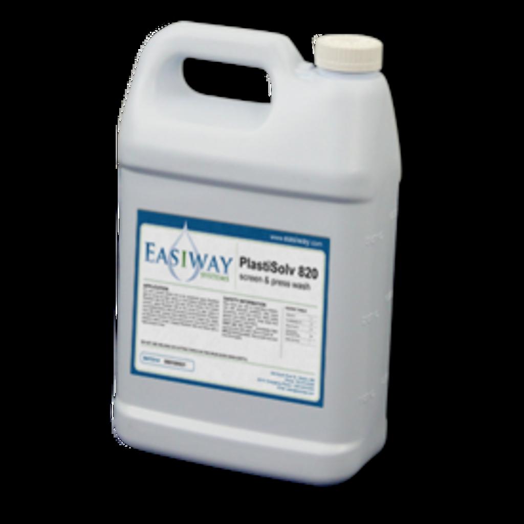 Plastisolv 820 Screen and Press Wash Gallon