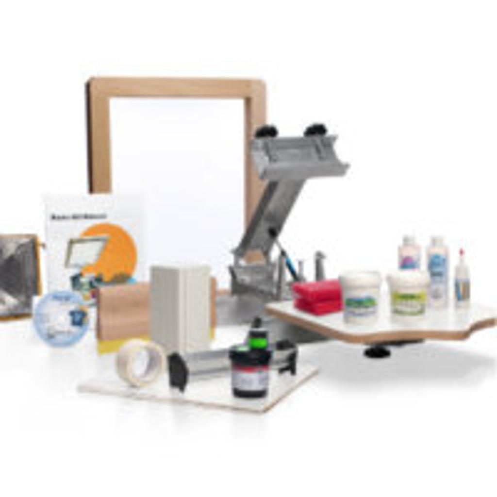Introductory Waterbased Printing Kit