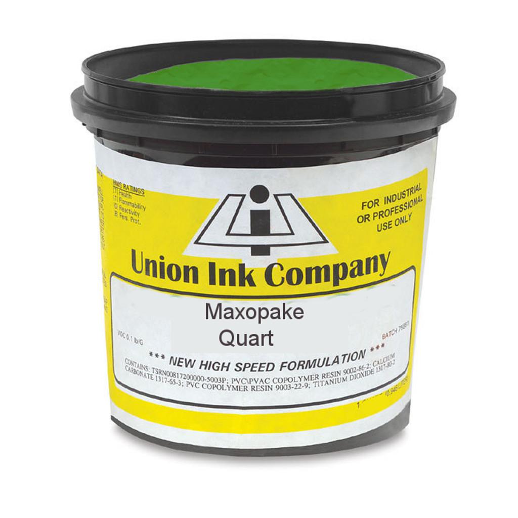 Union Maxopake Bright Green - Quart
