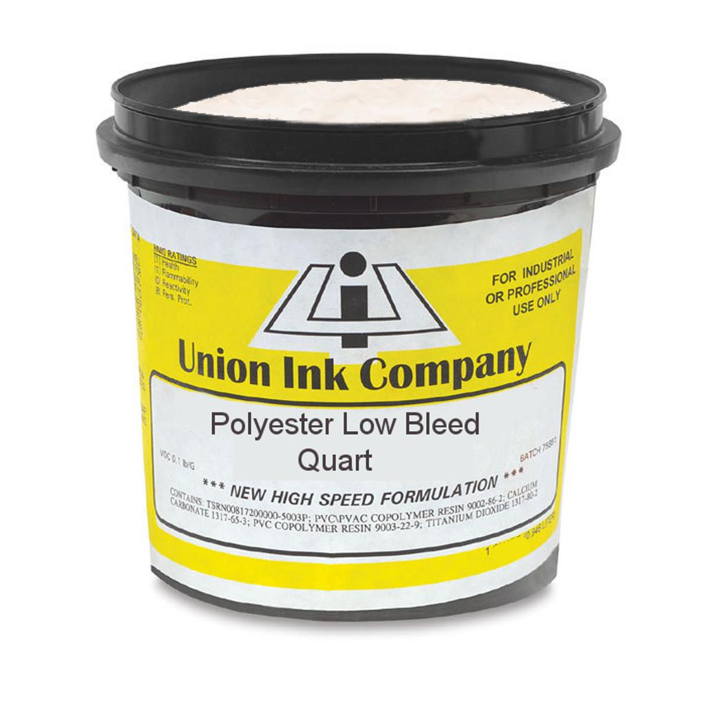 Polyester Low Bleed Cosmic White - Quart