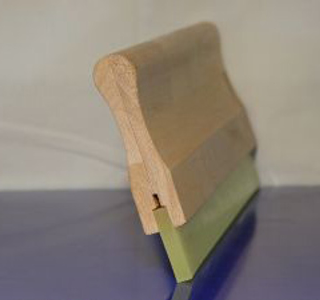 """5"""" Manual Squeegee 70 Durometer with Handle"""