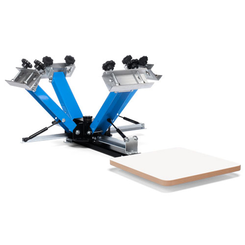 DIY 4 Colour Printing Press