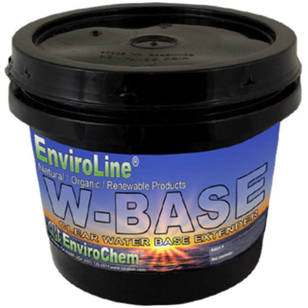 CCI W-Base Clear Waterbase Extender Gallon