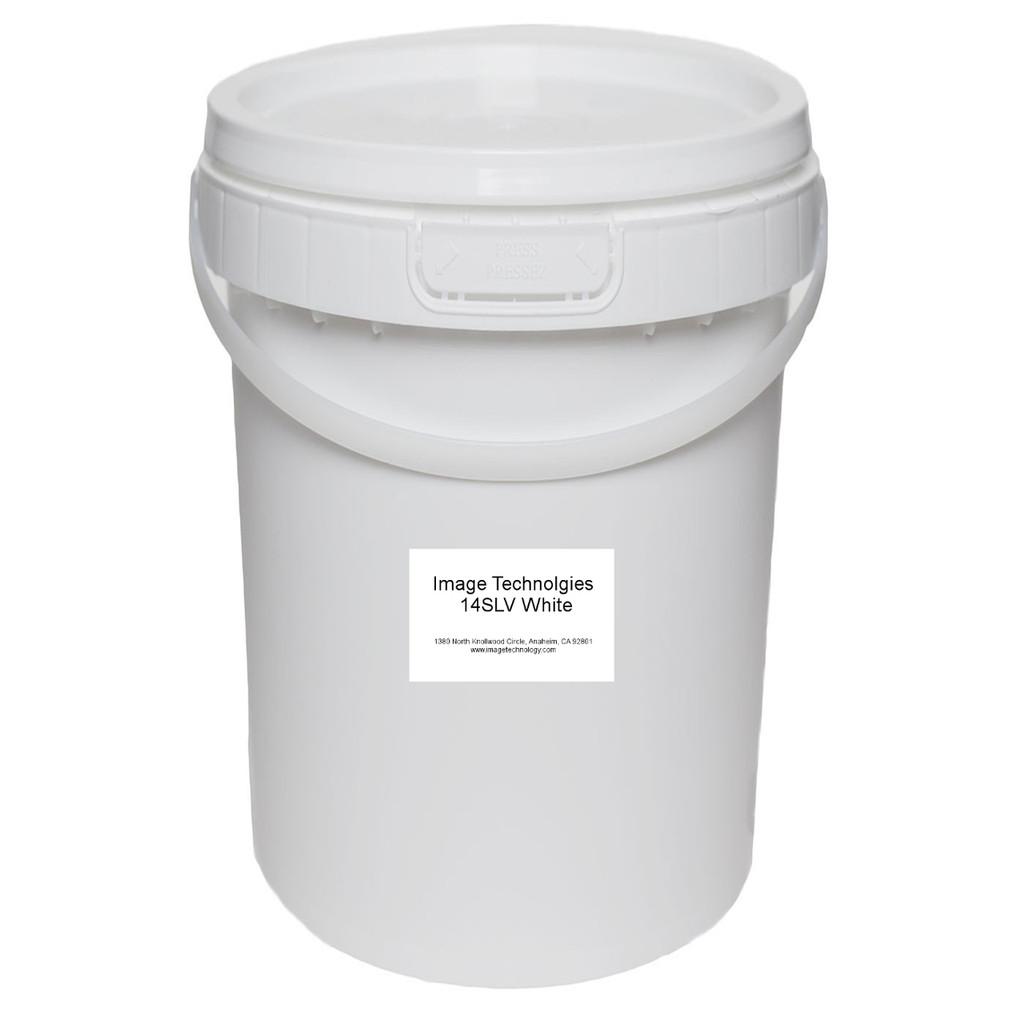 IT 14SLV  White 5 Gallon