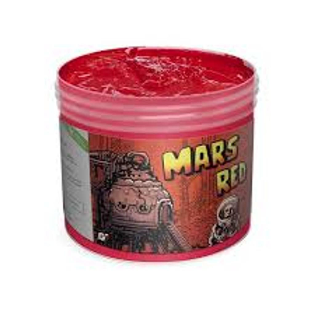 Green Galaxy Waterbased Mars Red Quart