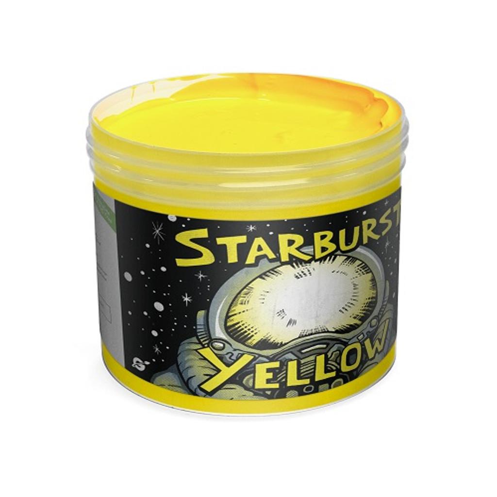 Green Galaxy Waterbased Starburst Yellow Quart