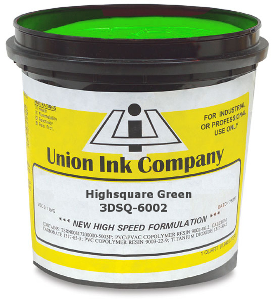 Union Ink 3D High Square Series (3DSQ)