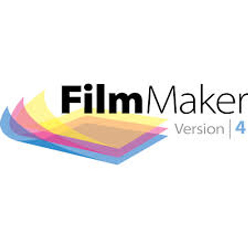 Film Maker V4: Screen Printing Film Positive Rip