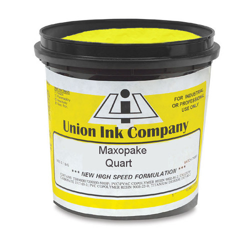 Union Maxopake Lemon Yellow - Quart