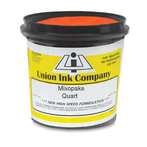 Mixopake Red Yellow Shade - Quart