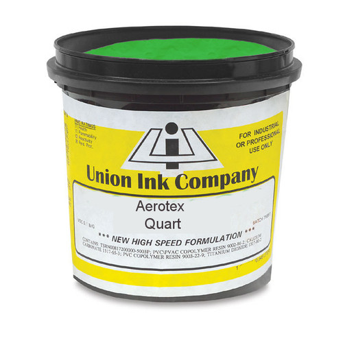 Aerotex Waterbased Spring Green - Quart