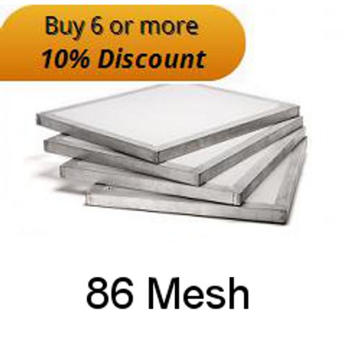 """86 Mesh 20"""" X 24"""" Aluminium Screen"""
