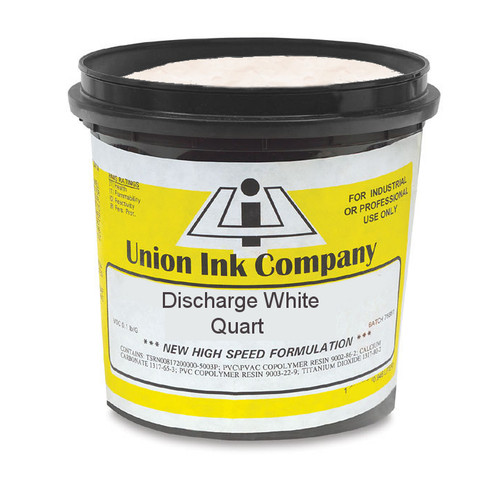 Discharge White Quart