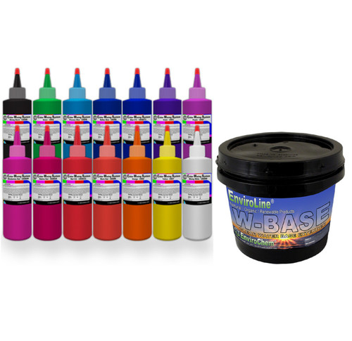 CCI Waterbased Color Matching System Kit