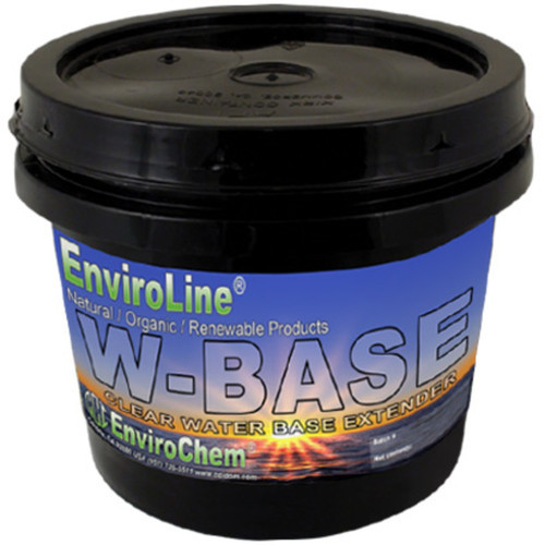 CCI W-Base Clear Waterbase Extender Gallon