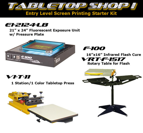 Vastex Tabletop Shop I Package