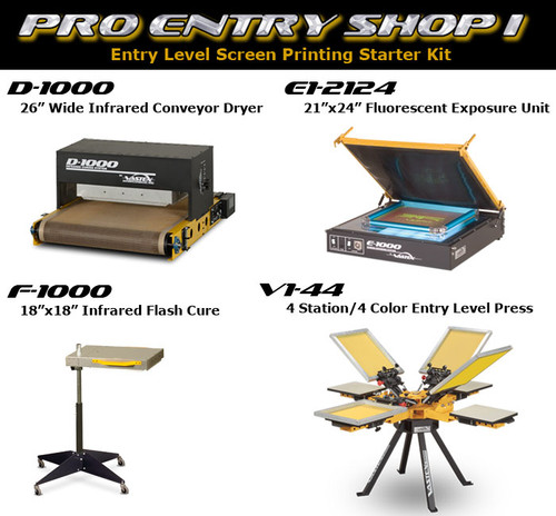 Vastex Pro Entry Shop I Package