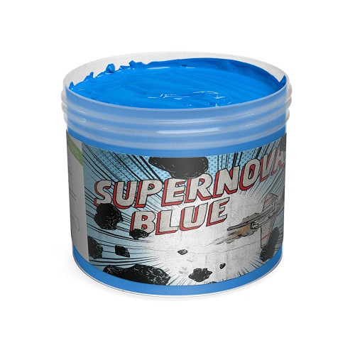 Green Galaxy Waterbased Supernova Blue Quart