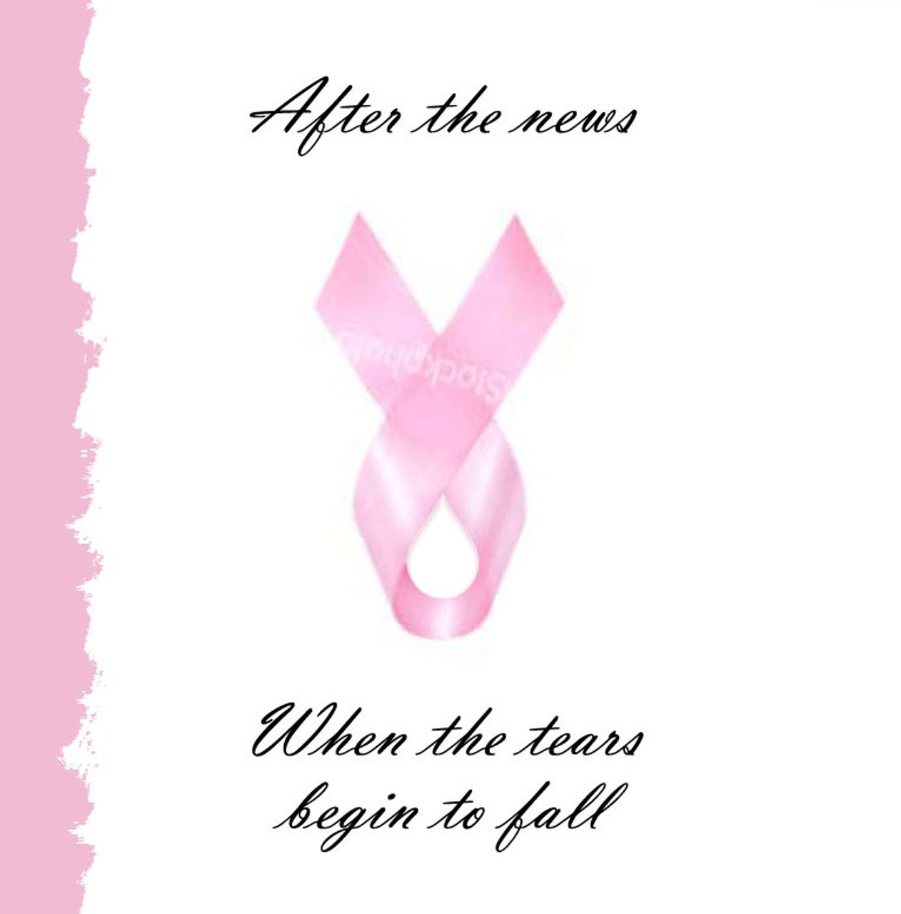 Breast Cancer Card cover