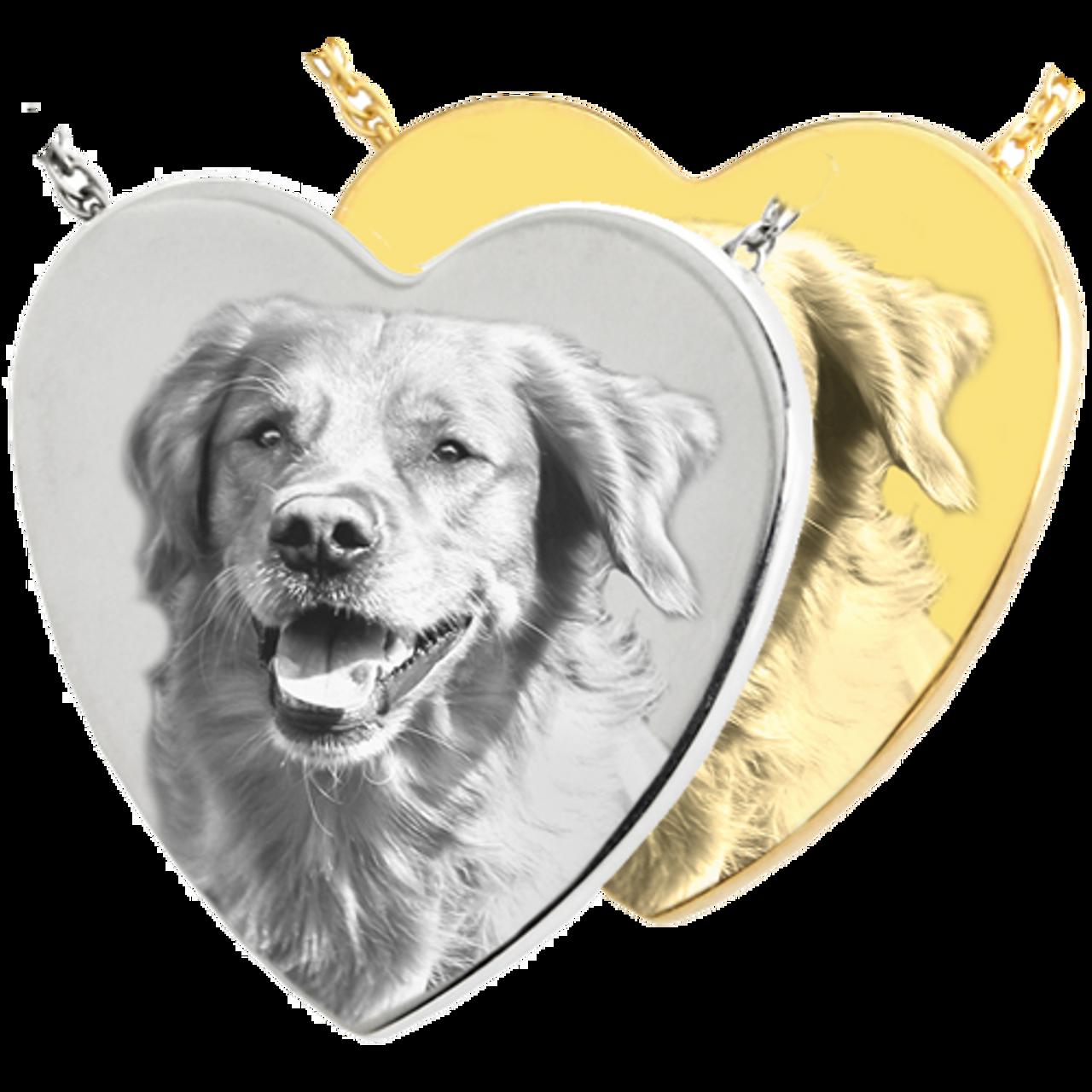 Heart Pet Pendant