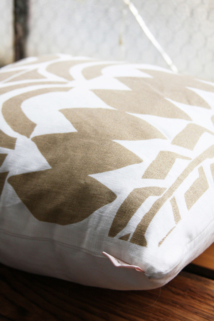 Leif Throw Pillow Cover