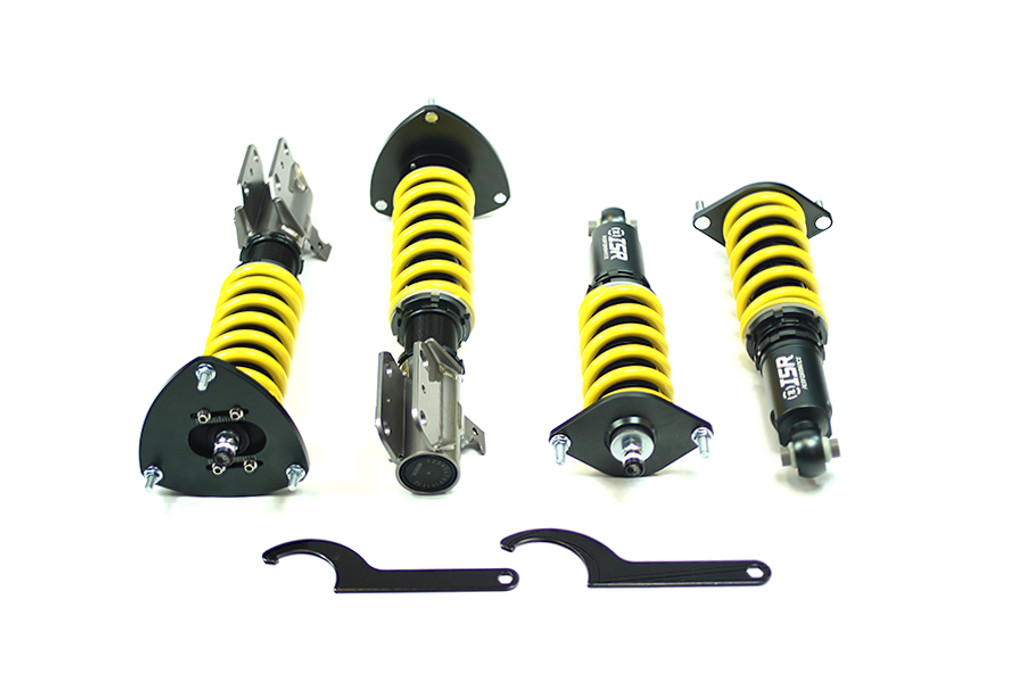 ISR Performance Pro Series Coilovers - Subaru Impreza (STI ONLY) - 08-13