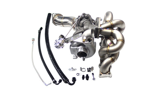 ISR Performance EVO 8/9 Bolt-on Turbo Upgrade for the Genesis Coupe 2.0T
