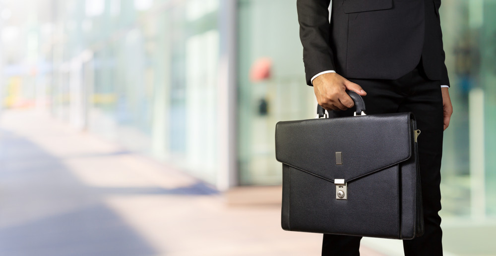 Why Do Businessmen Own a Leather Laptop Briefcase?